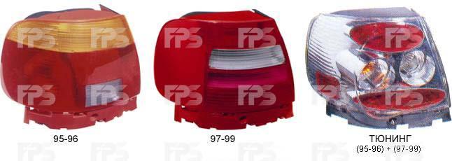 0018 F7-E DEPO (FP 0018 F7-E) ФОНАРЬ ЗАДН. ЛЕВ. SDN 97-99