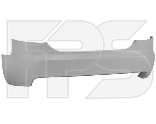 1204 950 FPS (FP 1204 950) БАМПЕР ЗАДН. SDN  -08 БЕЗ ОТВ. П/ТРОН.