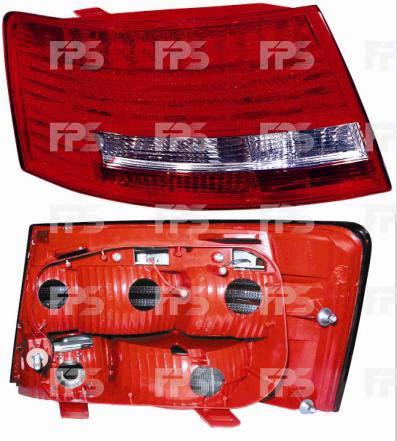 1204 F3-E DEPO (FP 1204 F3-E) ФОНАРЬ ЗАДН. ЛЕВ. SDN -08 LED