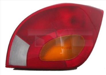 11-0029-01-2 TYC Tail Lamp Unit