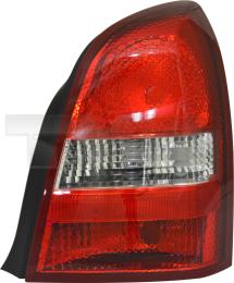 11-12745-01-2 TYC Tail Lamp Unit