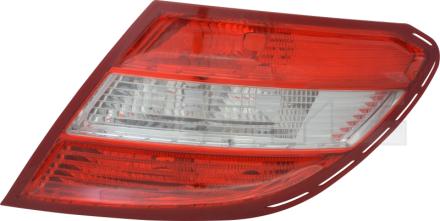 11-11747-01-9 TYC Tail Lamp Unit
