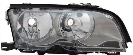 20-0325-11-2 TYC Head Lamp