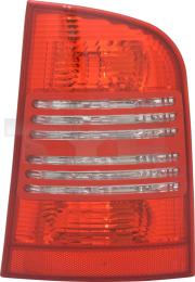11-0381-01-2 TYC Tail Lamp Unit