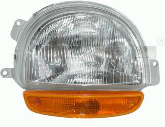 20-5011-05-2 TYC Head Lamp