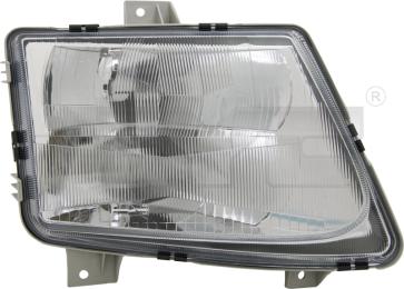 20-12639-05-2 TYC Head Lamp