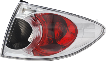 11-11193-01-2 TYC Outer Tail Lamp Unit