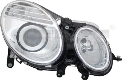 20-1317-05-2 TYC Head Lamp