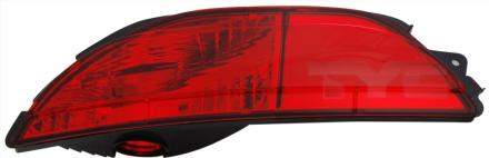19-0772-01-2 TYC Rear Fog Lamp Unit