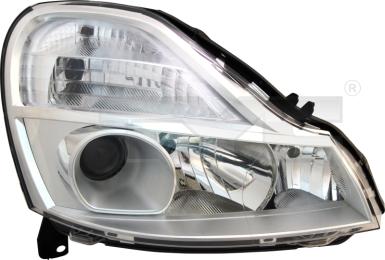 20-11547-05-2 TYC Head Lamp