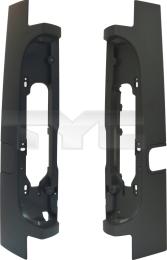 11-12383-BA-2 TYC Tail Lamp Bracket Unit