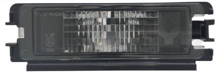 15-0281-01-2 TYC License Plate Lamp Unit