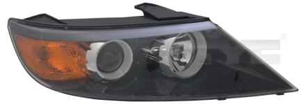 20-14441-05-2 TYC Head Lamp