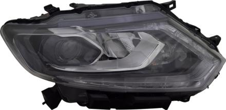 20-16605-06-2 TYC Head Lamp