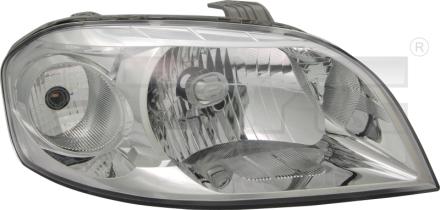 20-11081-05-2 TYC Head Lamp