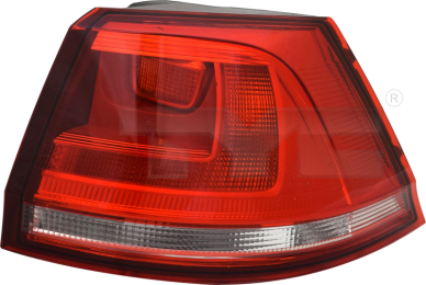 11-12821-01-2 TYC Outer Tail Lamp Unit