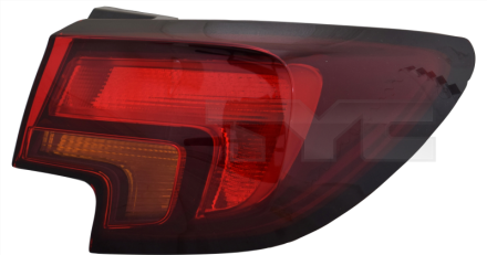 11-14117-01-2 TYC Outer Tail Lamp Unit