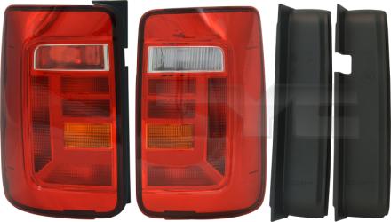 11-12973-01-2 TYC Tail Lamp Unit
