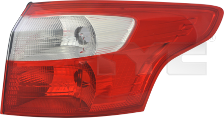 11-11851-01-2 TYC Outer Tail Lamp Unit