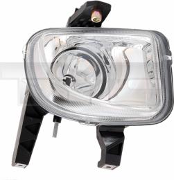 19-0555-05-2 TYC Fog Lamp