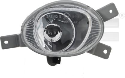 19-0853-05-9 TYC Fog Lamp