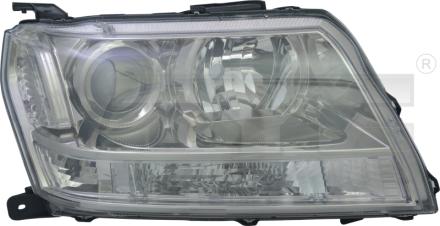 20-12171-15-2 TYC Head Lamp