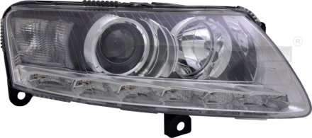20-12427-06-9 TYC Head Lamp