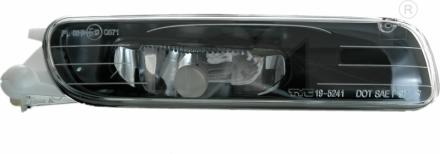 19-5241-05-9 TYC Fog Lamp Unit