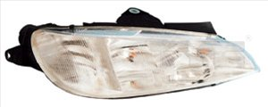 20-3701-08-2 TYC Head Lamp