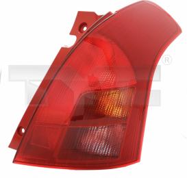11-0803-01-2 TYC Tail Lamp Unit