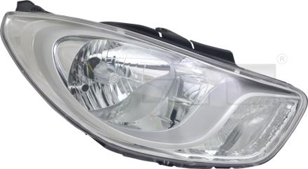 20-12573-05-2 TYC Head Lamp