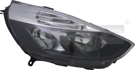 20-14189-05-2 TYC Head Lamp