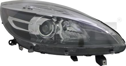 20-14019-05-2 TYC Head Lamp