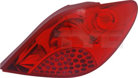 11-0997-01-2 TYC Tail Lamp Unit