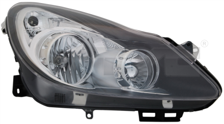 20-1195-00-21 TYC Head Lamp