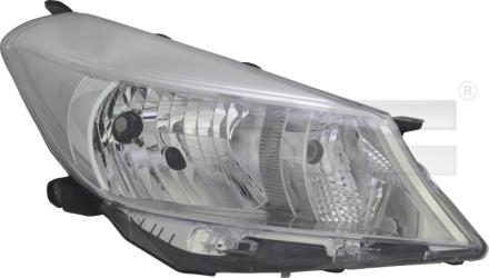 20-14193-25-2 TYC Head Lamp