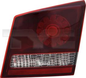 17-0855-16-9 TYC Inner Tail Lamp