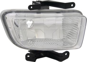 19-0429-01-2 TYC Fog Lamp Unit