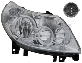 20-11333-15-2 TYC Head Lamp