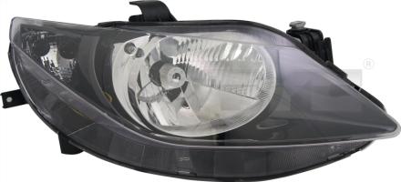 20-11969-00-21 TYC Head Lamp