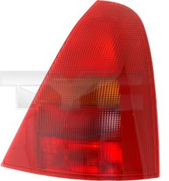 11-0221-01-2 TYC Tail Lamp Unit