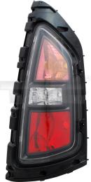 11-11959-01-2 TYC Tail Lamp Unit
