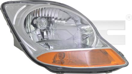 20-11541-05-2 TYC Head Lamp