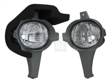 19-0585-01-2 TYC Fog Lamp Unit