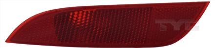 19-12578-01-9 TYC Rear Fog Lamp Unit