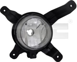 19-12123-01-9 TYC Fog Lamp Unit
