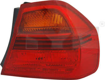 11-0907-01-9 TYC Outer Tail Lamp Unit