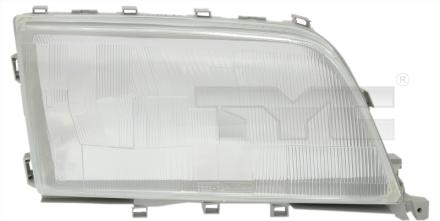 20-5259-LA-1 TYC Head Lamp Lens