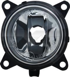 19-11033-01-9 TYC Fog Lamp Unit