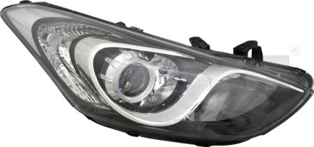 20-14319-05-2 TYC Head Lamp